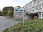leitsystem, Orientierungssystem, Wegweiser, Osnabrück, Edelstahlaufsteller