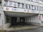 leitsystem, Orientierungssystem, Wegweiser, Osnabrück, Torschild